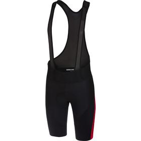 Castelli Velocissimo IV Short de cyclisme Homme, black/red